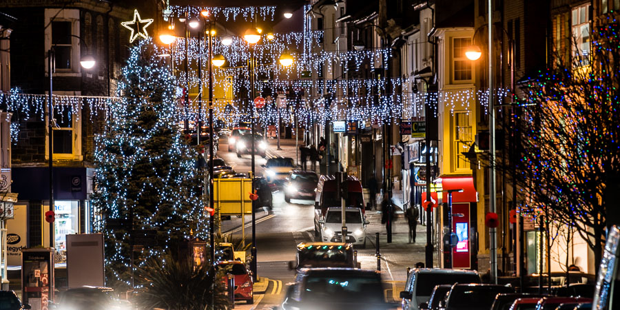 Town to be lit up this Christmas