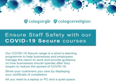 COVID-19 Secure courses - Eng